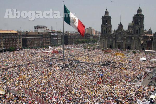 Manifestaciones: derecho de los ciudadanos, pero sin alterar el orden público