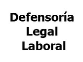 Defensoría Legal Laboral